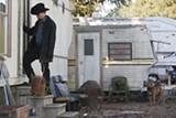 Matthew McConaughey stars as Joe Cooper in Killer Joe.