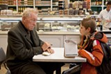 Max Von Sydow and Oakland resident Thomas Horn star in Extremely Loud & Incredibly Close.