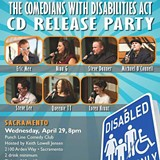 May 1 Album Release Party for the Comedians with Disabilities Act!