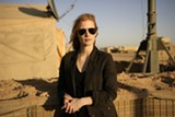Maya (Jessica Chastain) is the fictional character at the center of the hunt for Osama bin Laden.