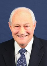 Mayor Bob Wasserman.