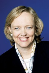 Meg Whitman.
