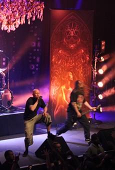 Meshuggah at The Fillmore, 5/6