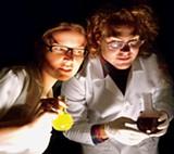 KIRSTEN GOLDBERG - Mishap Science Fair