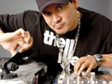Mix Master Mike.