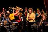 JANE HIGGINS - Montclair Women's Big Band performed at Yoshi's last November.