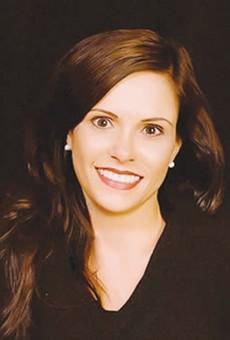 Nadia Lockyer.