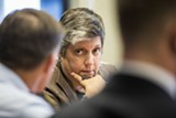 LAWRENCE JACKSON/WHITE HOUSE - Napolitano's record shows that she is not a liberal-at-heart who was forced to implement draconian policy.