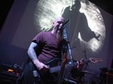 JOSH KEPPEL - Neurosis is one of the band's featured in Thomas' documentary.