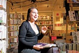 SONYA REVELL - Noella Teele recommends pedicure pampering at Polish on Piedmont.