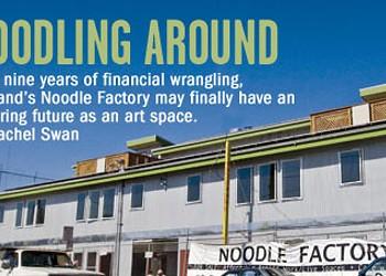 Noodling Around