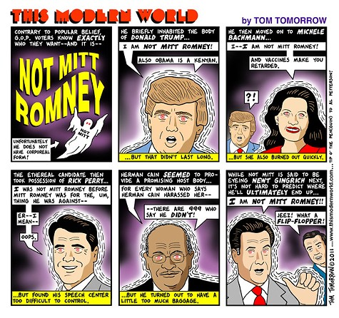 Not Mitt Romney