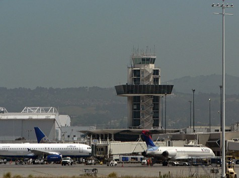 Oakland Airport Tower