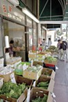 Oakland Chinatown is a great place to buy produce.