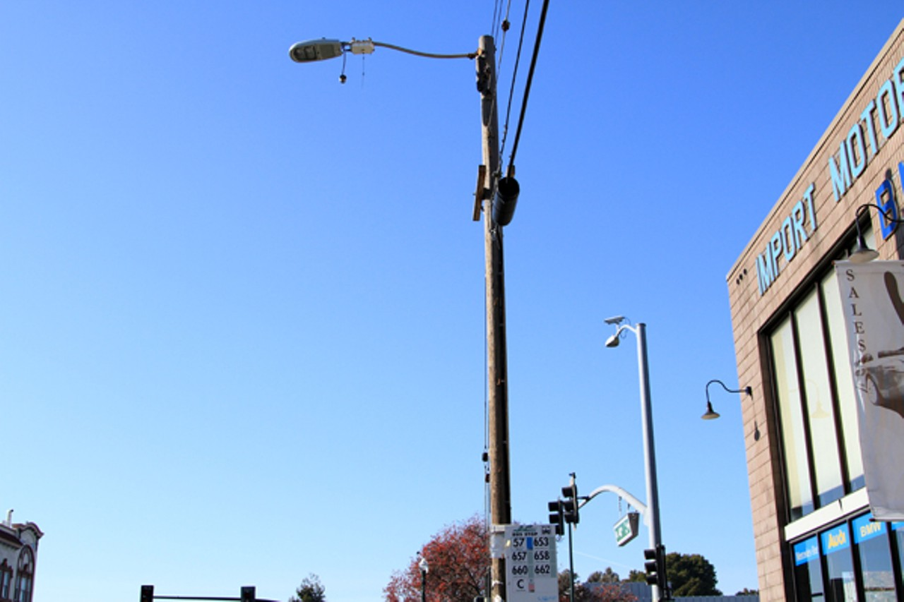 The Real Purpose of Oakland's Surveillance Center   East Bay