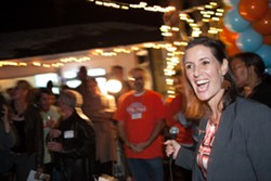 Libby Schaaf. - BERT JOHNSON / FILE PHOTO