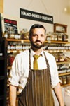 Oaktown Spice Shop owner John Beaver.