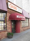 Oasis Restaurant and Bar.