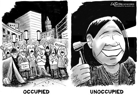 Occupied and Unoccupied