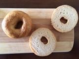 LUKE TSAI - Odd bagels have a yeasty aroma.