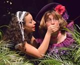 JAY YAMADA - Olivia Rosaldo and Richard Frederick.