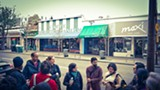 RAVI SHANKAR - One of the walking tours.