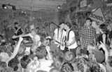 MURRAY BOWLES - Op Ivy at 924 Gilman back in the day.