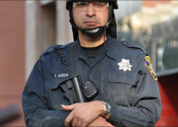 OPD Used Violent Cops Against Occupy