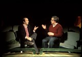 Over time, Gene Siskel and Roger Ebert (right) came to depend on each other.