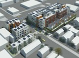 RANDY PENCH/SACRAMENTO BEE/MCT VIA GETTY IMAGES - Parker Place, proposed for downtown Berkeley, is tied up in the courts even though it would be one of the greenest housing developments in city history.