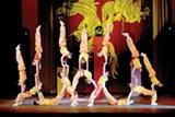 Peking Acrobats.
