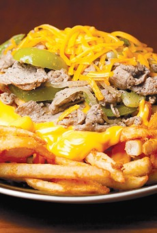 Philly nacho cheese steak fries: what Cal students crave at 3 a.m.