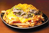 STEPHEN LOEWINSOHN - Philly nacho cheese steak fries: what Cal students crave at 3 a.m.