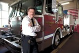 JOSEPH SCHELL - Piedmont Fire Chief Edward Tubbs will also oversee Albany's fire department.