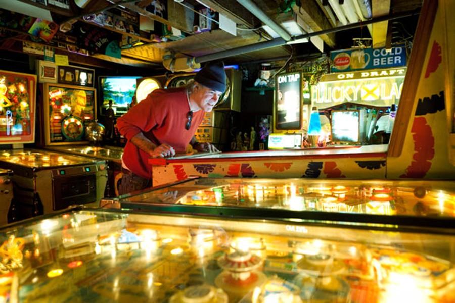 The Pinball Wizard | East Bay Express