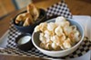 """Plum Bar's """"fried stuff"""" dish features pigs' ears, chicken skin, and more."""