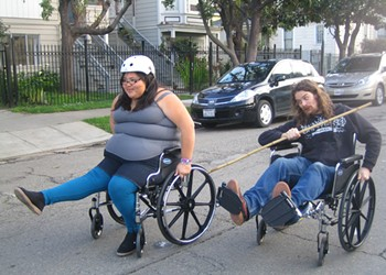 Race of the Wheelchairs