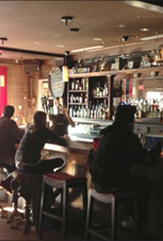 Prozack's New Turn: From Layover to Legionnaire Saloon