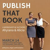 AUSET PHOTOGRAPHY - Publish That Book with Ahyiana and Alicia