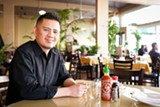 STEPHEN LOEWINSOHN - Quan Tran says he's kept the aesthetic of the original Le Cheval.