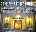 Raising the Rent at 138 Monte Cresta