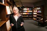 STEPHEN LOEWINSOHN - Ramsay Bell Breslin says books have always felt like art to her.