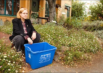 Recycling and Anxiety in Berkeley