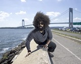 NOAH KALINA - Reggie Watts plays this year's Sketchfest.