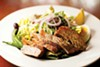 Rendez-Vous Cafe-Bistro serves brunch, lunch, and dinner, with daily specials.