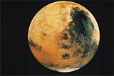 Researchers seek evidence of life on Mars.