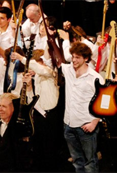 Rhys Chatham: Many Guitarists, One Chord
