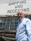 Richmond Councilman Tom Butt researched the port's security preparedness and found it to be lacking.