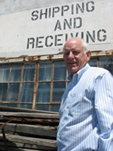 JOHN GELUARDI - Richmond Councilman Tom Butt researched the port's security preparedness and found it to be lacking.