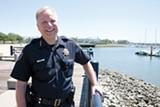 JOSEPH SCHELL - Richmond Police Chief Chris Magnus.